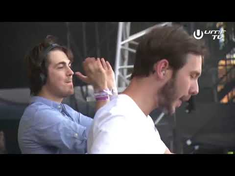 Vicetone - Live @ Ultra Japan 2015