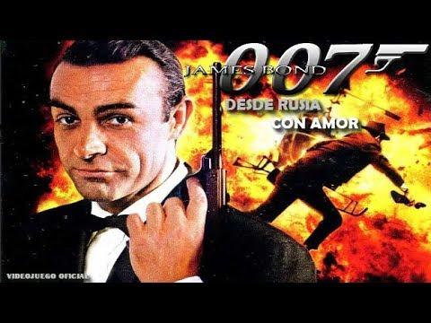 007 James Bond Desde Rusia Con Amor Pelicula Completa L Escenas Del Juego ESPAÑOL (Sean Connery)