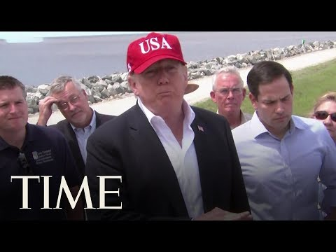 President Trump Threatens To Close Mexican Border As Central American Caravan Heads North | TIME