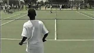 Serena Williams at 12 years of age.