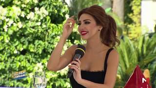 Mawazine l'émission 2019 .. حوار مع الفنانة ميريام فارس