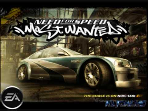 Need For Speed Most Wanted sound track shapeshifter