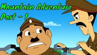 Berg-Abenteuer-Teil - 1 - Epi - 47 - Chimpoo Simpoo - Funny Hindi Cartoon-Show - Zee Kinder