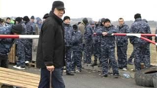 Nemiroff zahvatili 1(Видео с захвата завода Nemiroff в Винницкой области 19 марта 2014 года. Это то, что по телевизору не покажут., 2014-04-02T16:26:26.000Z)
