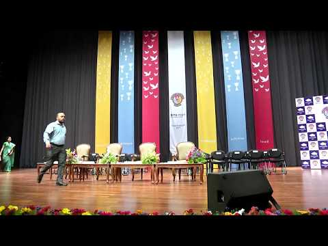 BITS - Pilani Hyderabad Convocation 2017 Part 1