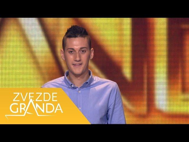 Jakov Juricevic - Polomio vetar grane, Ti si zena koju.. - (live) - ZG 1 krug 16/17 - 01.10.16. EM 2