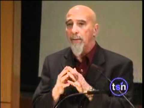 31. Stuart Hameroff Hammered By Questions (2 of 2) - Beyond Belief 2006