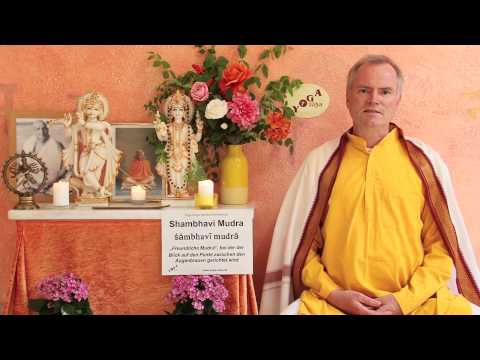 Shambhavi Mudra - freundliche Mudra - Sanskrit Wörterbuch