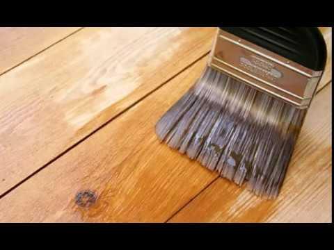 Как очистить деревянный пол от грязи перед покрытием лаком