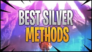Black Desert Online - My Top 5 Silver Methods for 2020!