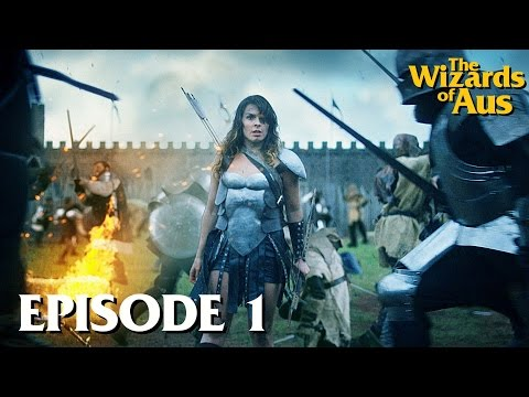 "THE WIZARDS OF AUS || Episode 1 ""Honk"""