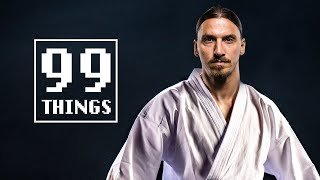 99 facts that make Zlatan Ibrahimovic so special | Oh My Goal