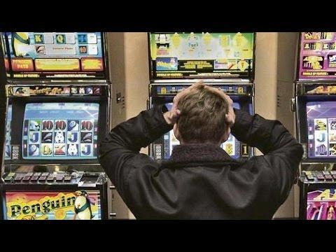 Spielsucht An Automaten