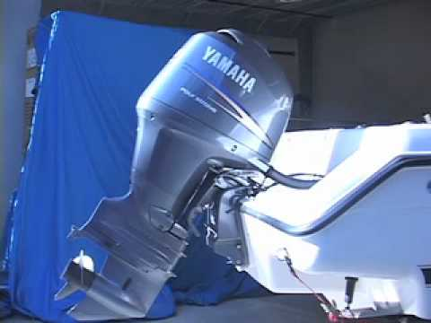 How To Check The Oil In A Yamaha Four Stroke Outboard