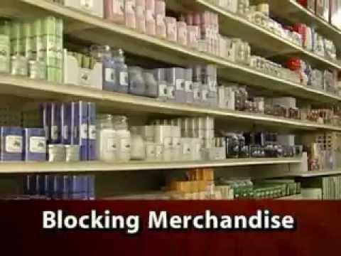 "Merchandising Standards - ""hardlines"""
