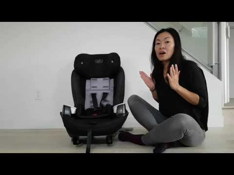 Evenflo Stratos Boulder 2 In 1 Baby Seat Blogger Review