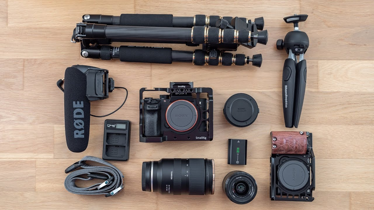 10 Great Accessories for Sony A7III / A7R III
