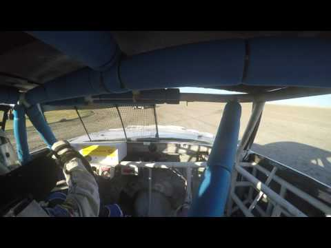 Southwest Speedway Hobby Stocks 6-24-17 Brooke Renner