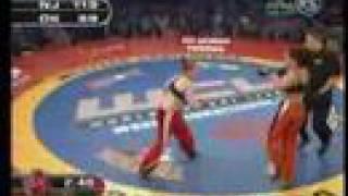 "WCL - Jeri ""Fists of Fury"" Sitzes vs Melissa Bopp"