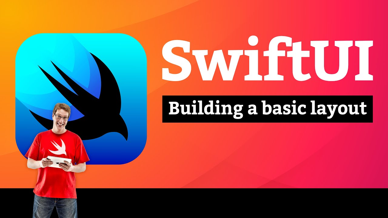 BetterRest 5/7: Building a basic layout – SwiftUI Tutorial