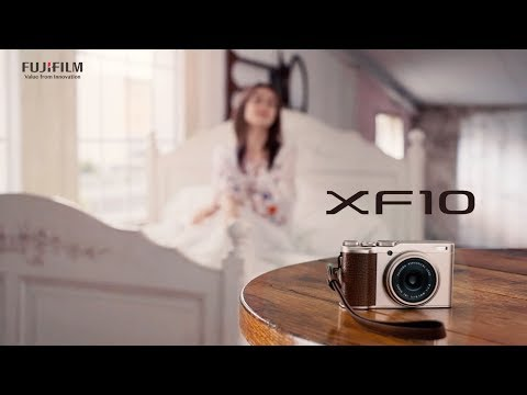 FUIFILM XF10 Promotional Video /  FUJIFILM