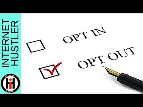 Public Record Opt Out - How To Make Yourself Invisible Online - Opt Out Of Public Databases