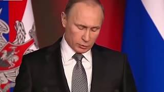 Смотреть ВСЕМ!!! Путин В В  и Шойгу С К  Жестко о Сирии и НАТО