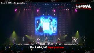 「BREAK OUT~ROCKS」 JAM Project ~ MAXIMIZER TOUR ~ Sub Español