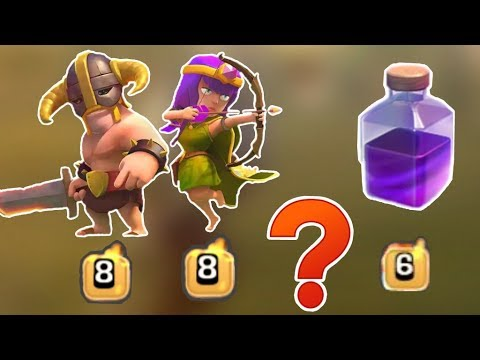 CLASH OF CLANS NEW TROOP LEVEL  SPECULATION?
