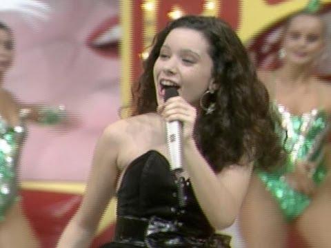 Patricia Marx - Te Cuida Meu Bem - Cassino do Chacrinha (1988)