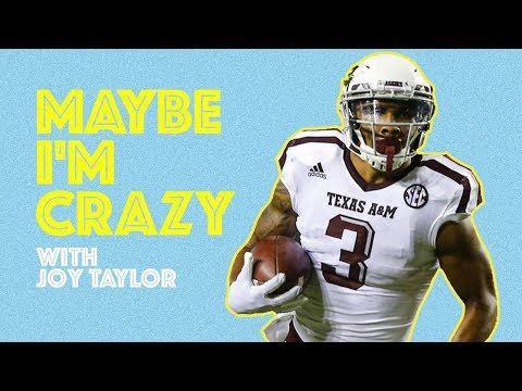 Christian Kirk is 'Dad' around campus | EPISODE 32 | MAYBE I'M CRAZY
