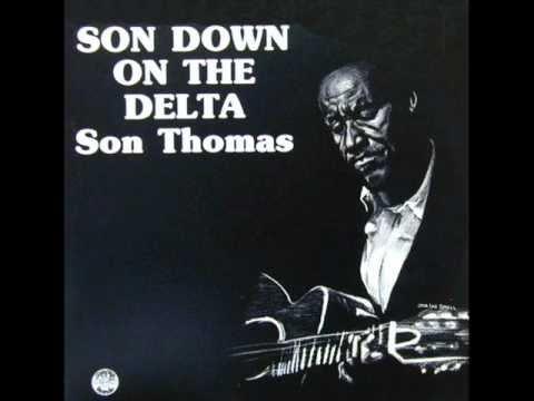 James 'Son' Thomas - Beefsteak blues