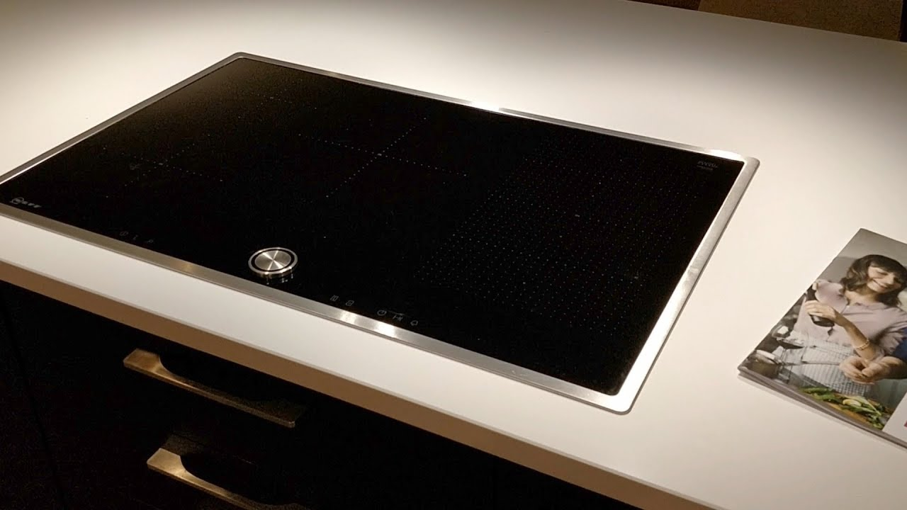 neff induction cooker oven twistpad review youtube. Black Bedroom Furniture Sets. Home Design Ideas