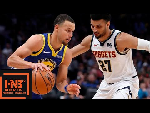 GS Warriors vs Denver Nuggets Full Game Highlights | 01/15/2019 NBA Season thumbnail