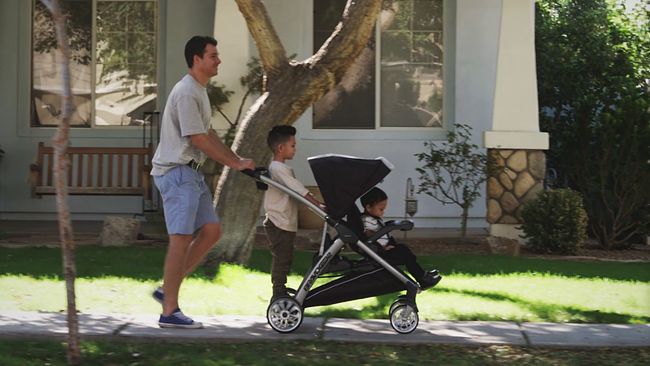 5 best sit and stand strollers 2021
