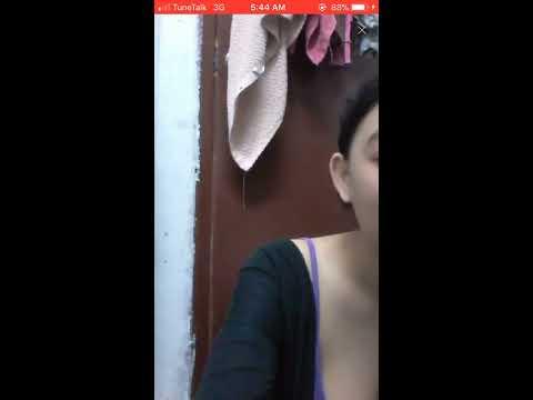 Awek Hot Buka Baju Nampak Tu BIGO Live