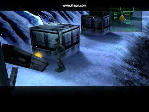 Metal Gear Solid Demo For Pc Part 1 Youtube