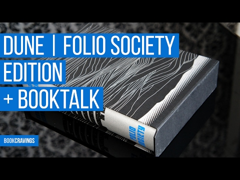 Dune, by Frank Herbert | Folio Society Edition Review + Book Talk