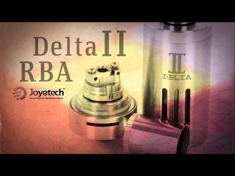 Delta II RBA by Joyetech- Accessory
