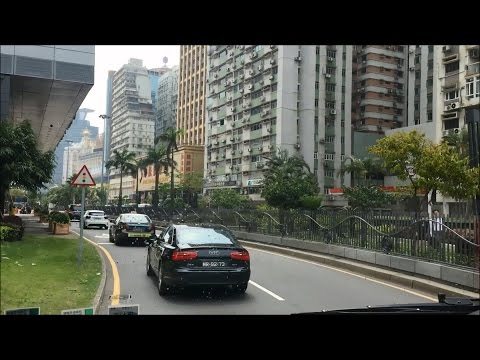 Bus Ride - Ferry Terminal & Heliport to Wynn Casino - Macau