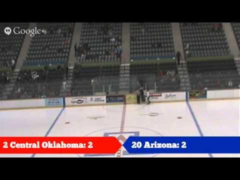2 Central Oklahoma vs. 20 Arizona