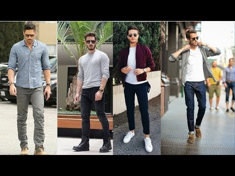 [VIDEO] - Most Popular Casual Outfits Ideas For Men 1
