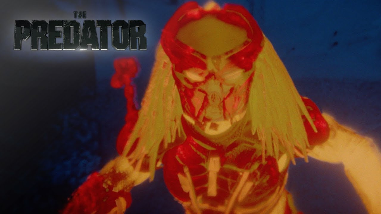"The Predator | ""The Ultimate Predator"" TV Commercial | 20th Century FOX"