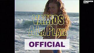 Tom Novy feat. Bella - Vamos a la Playa (Official Video HD)