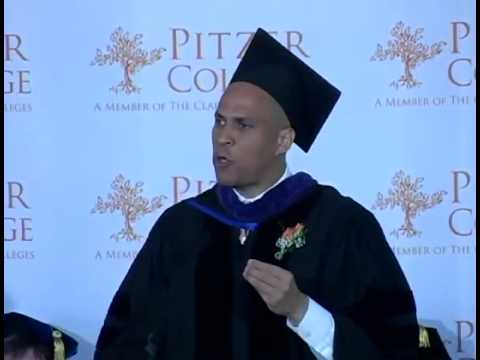 Commencement Keynote Speaker Cory Booker