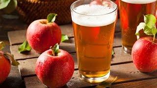 Приготовление вина из яблок