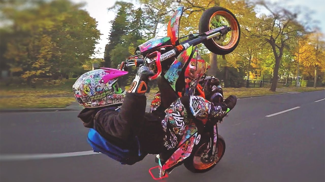 Moto Ktm Supermoto