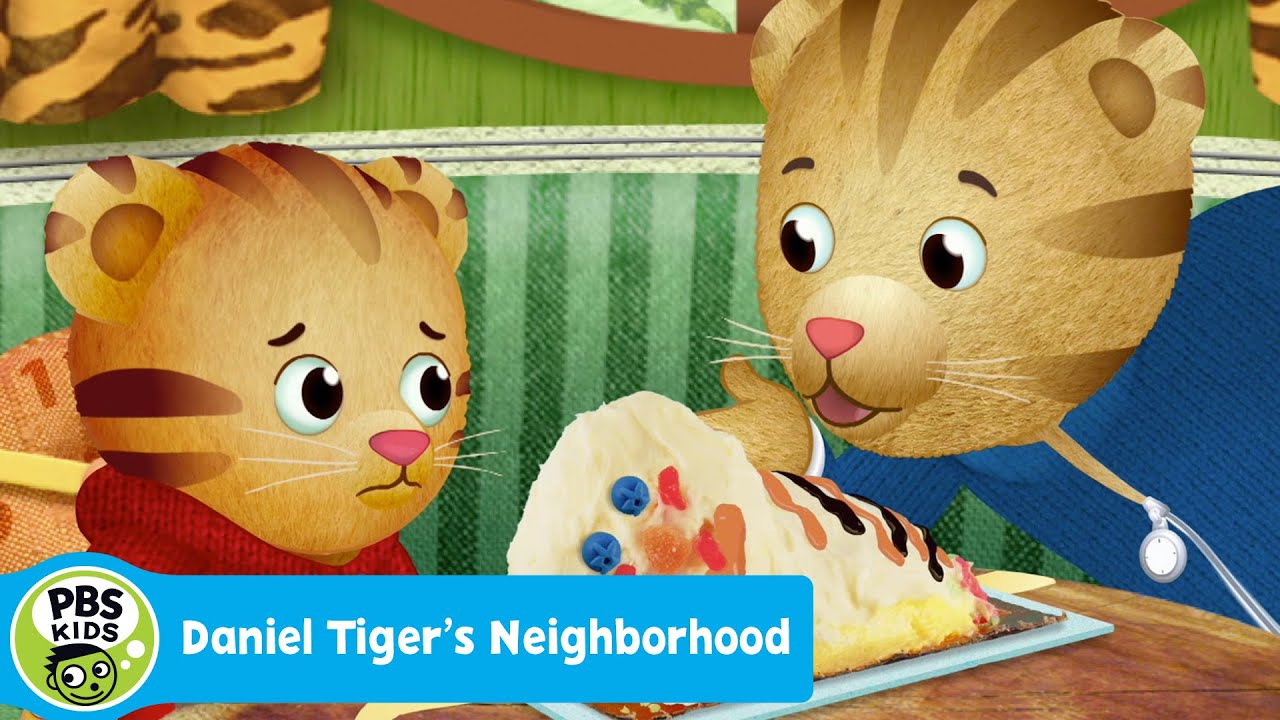 DANIEL TIGER\'S NEIGHBORHOOD | The Smushed Cake | PBS KIDS - YouTube