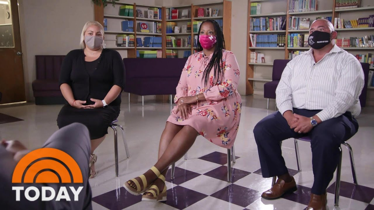 Teachers Share Their Concerns About Returning To Classrooms   TODAY