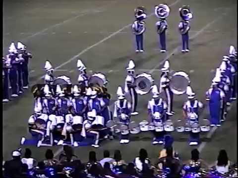Ozen High School Blue-Wave P-Funk Drumline Delux 2007 in Beaumont,TX